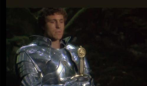 Alcune cover come Nicholas Clay dimostra in Excalibur sono più corazzate di altre