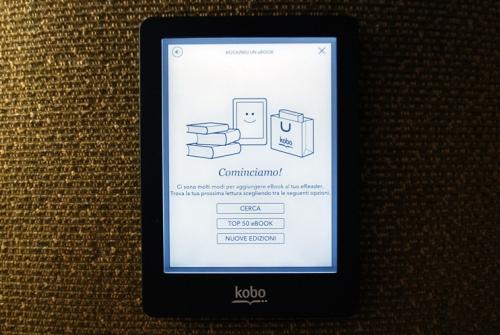 Su che si inizia! E non dimenticate che aggiungere un ebook per Kobo e Mondadori significa comprarlo ;-)