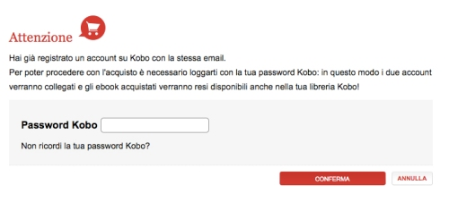 Login-Password-Kobo-laFeltrinelli