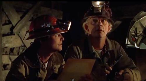 """""""Ecco perché non ha funzionato, c'è scritto Made in Japan"""". """"E che vuol dire Doc? Tutta la roba migliore viene fatta in Giappone"""". """"Incredibile"""""""