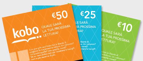 Comprare Ebook Per Kobo Con Una Gift Card Come Si Fa Il Lettore